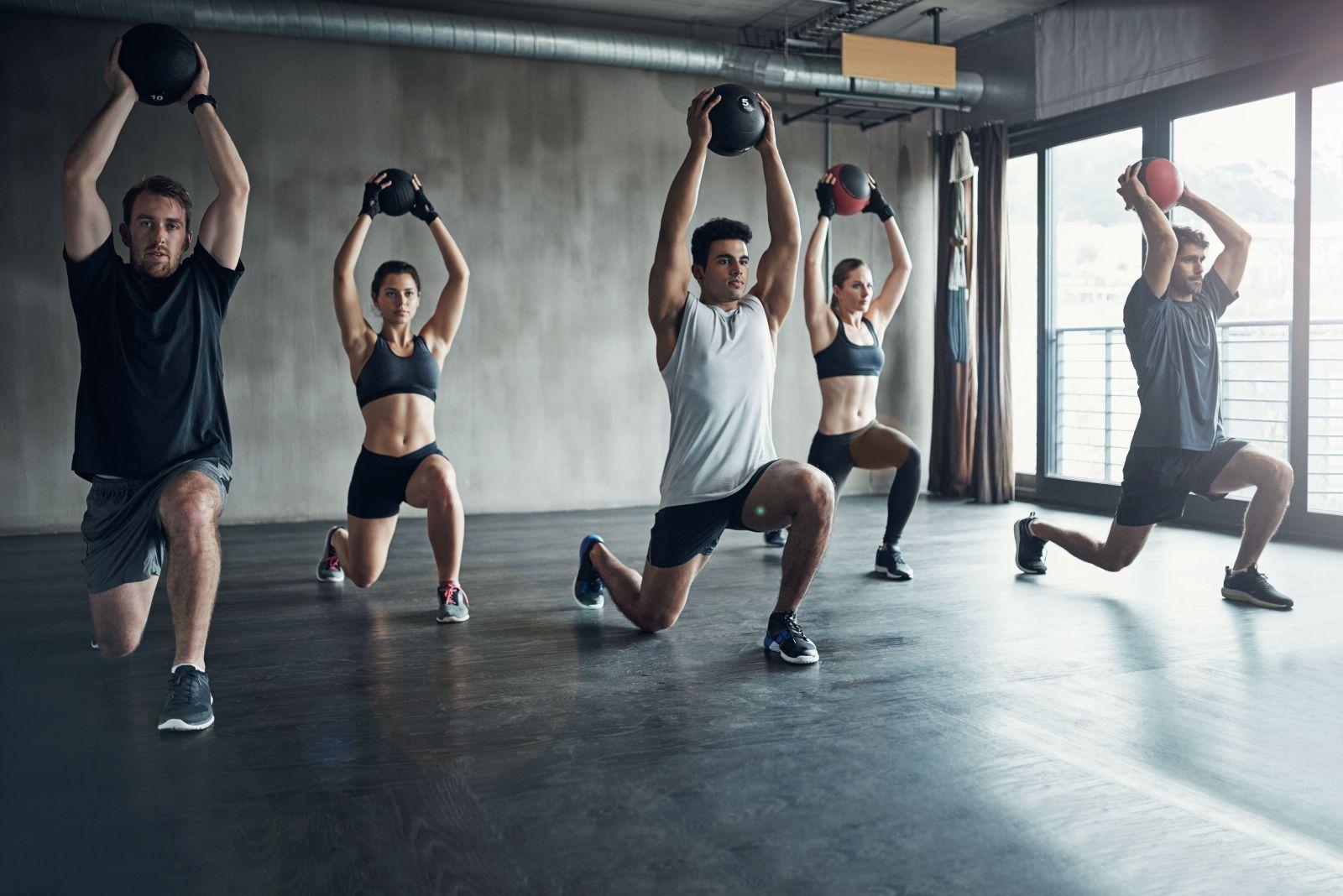 Jika Anda masih pemula dalam latihan kebugaran, maka pasti merasakan perubahan di tubuh Anda.